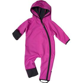 Isbjörn Baby Wind & Rain Bloc Jumpsuit VeryBerry